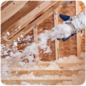 Insulation in the Attic