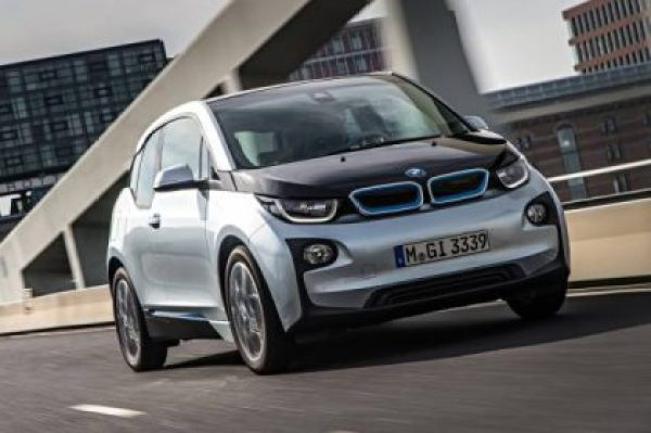 Bmw I Chargeforward Program Extends Battery Life Of Old Mini