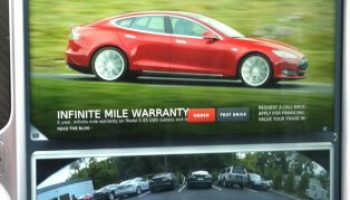 Tesla electric vehicles crushing the market