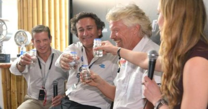 "Branson: ""Formula E will produce technological breakthrough"""