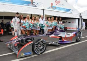 Image from Virgin Racing