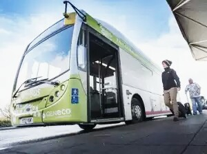 Bristol Biomethane run buses