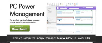 Verismic Power Manager is the most advanced, non-disruptive PC power management software on the market. Verismic Power Manager allows organizations around the globe to reduce energy costs with a quick to deploy and easy to manage solution. Users, customers and industry experts have made Verismic Power Manager the most awarded PC power management solution.