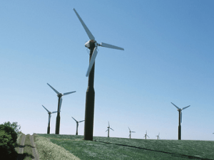 wind turbines for wind power renewable energy