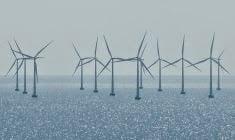 Deepwater wind. Offshore wind turbines