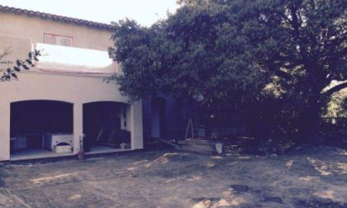 Ed Begley house
