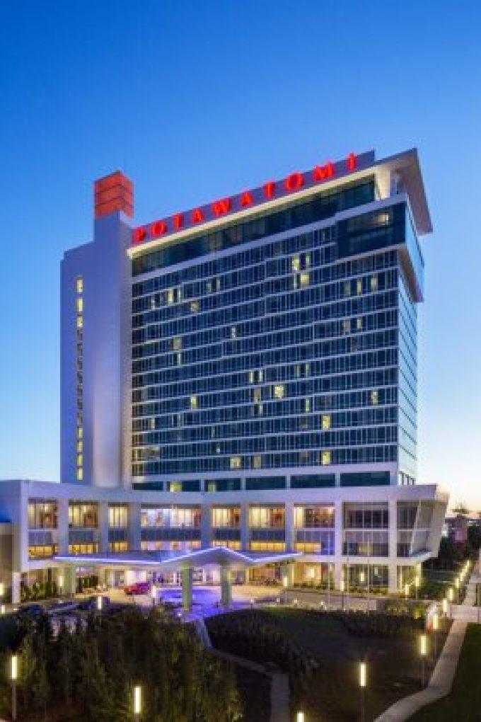LEED Potawatomi Hotel Casino goes green