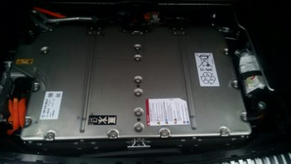lithium ion battery pack for Porsche Cayenne plugin e-hybrid