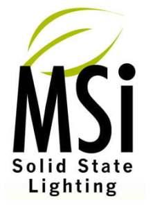 MSI LED Lighting