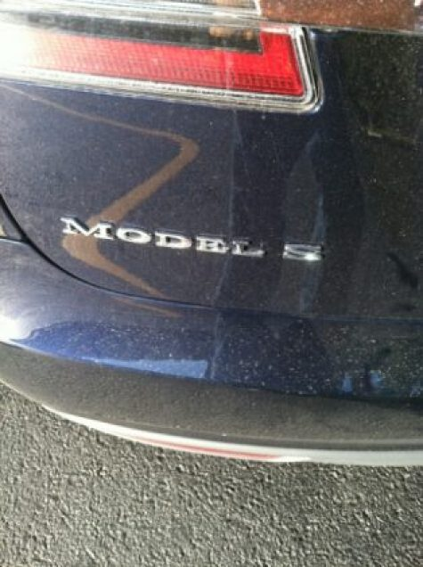 Tesla Model S is a green car