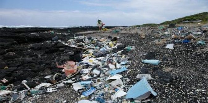 We need to get plastic out of the oceans