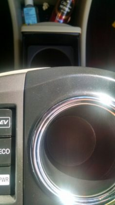 eco mode on Prius v