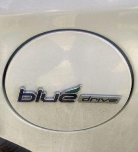 Charging port Hyundai Sonata Plugin hybrid electric Car