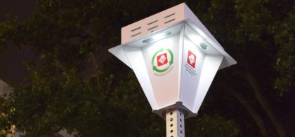 Urban Solar wins RFP to supply bus stop lighting systems for