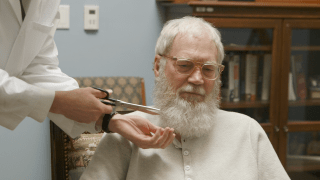 Episode 6: Is He A Doctor Or A Barber?  Senator Franken and Letterman learn that Letterman's prodigious beard is actually a powerful weapon in the struggle to control carbon emissions.