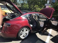 185th Tesla Model S ever sold