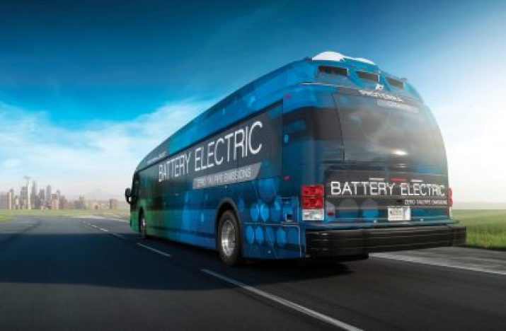 BALTIMORE, March 15, 2018 /PRNewswire/ -- Today Proterra, the leading innovator in heavy-duty electric transportation, announced that Baltimore Gas and Electric (BGE), a subsidiary of Exelon Corporation (NYSE: EXC), the nation's leading competitive energy provider, will deploy two new 40' Proterra Catalyst® E2 vehicles to shuttle employees between BGE's headquarters in downtown Baltimore and its Spring Gardens campus in south Baltimore. The deployment reflects BGE's leadership in fleet electrification as part of a broader grid modernization strategy and comes on the heels of the State of Maryland's commitment to uphold the Paris Climate Accord. Already, Maryland is on track to meet its goal of reducing its emissions by 25 percent by 2020, and these two new electric shuttles will displace more than 11,000 gallons of diesel and eliminate more than 480,000 pounds of greenhouse gas (CO2e) emissions annually. As Maryland's largest utility, BGE's deployment sets the utility apart as a pioneer, advancing Maryland's transition to electric transportation and grid innovation.