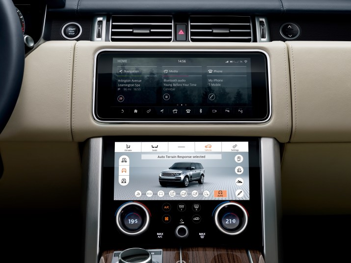 Today technology drives the new Range Rover's next major step, with a plug-in hybrid electric powertrain providing sustainable luxury with new levels of efficiency and capability complementing its refinement and desirability.