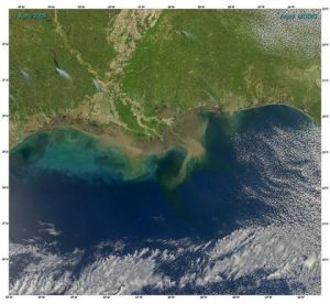 Northern Gulf of Mexico dead zone not expected to shrink anytime soon