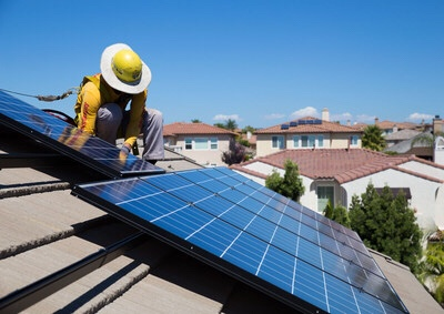 PACE Solar California, property assessed clean energy