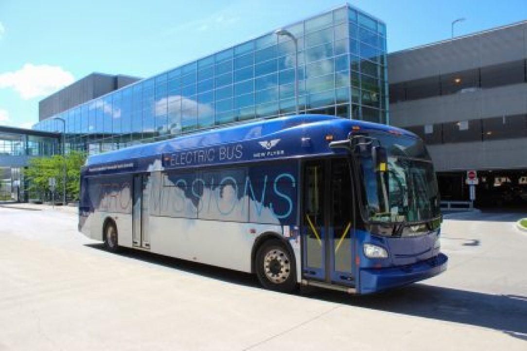 New Flyer Industries (Manitoba) and Nova Bus (Quebec)
