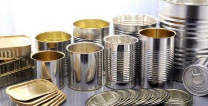 Metal packaging