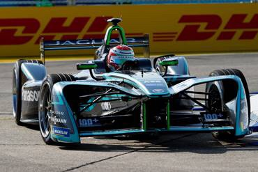 PANASONIC JAGUAR RACING RETURN TO POINTS SCORING FORM IN BERLIN