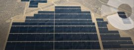 Solar farm typical of SunShare type size