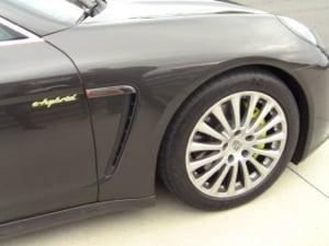 Porsche Panamera Plug-in Hybrid