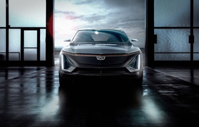 Cadillac Model Will Be The First Of GM's Electric Cars