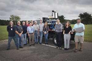 A team from Brookhaven Lab has deployed a sensor-equipped truck that will drive around urban and coastal areas in the Northeastern United States over the next few years to collect atmospheric data. These data will advance our understanding of the hard-to-predict microclimates—local climates that differ from the climate of the surrounding area—affecting such areas.  Predicting Urban Plus Coastal Microclimates.