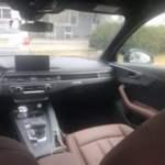 Total view Audi A4
