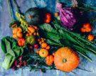 Eco friendly is eating more veggies