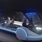LVCVA approved the Boring Company to give a hyper loop
