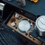 Wood interior and more in Rivian electric truck