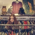 Spending in thrift shops are getting green spending patterns