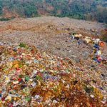 Methane from landfills is biomass energy