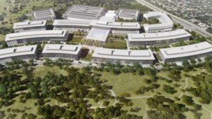 Apple Park going 100 percent renewable