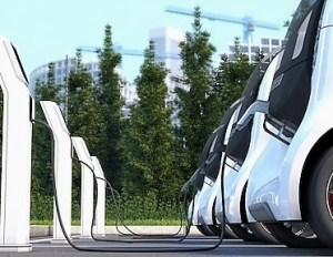 Greenlots EV charging with Shell