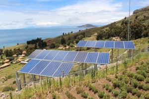 The commitments were complemented by news that Virgin Limited Edition and Sir Richard Branson had committed Necker to the 'Ten Island Renewable Challenge' as a 'demo' island. For he awarded the contract to transition. All on to renewables to U.S. energy giant NRG.
