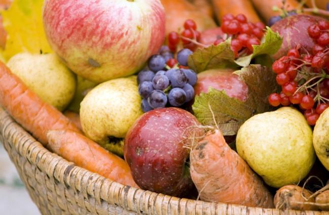 harvest veggies