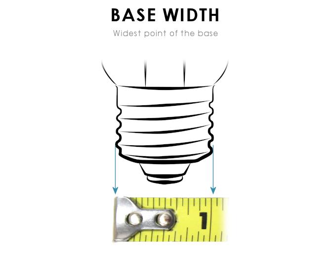 Light Bulb Types Of Bases