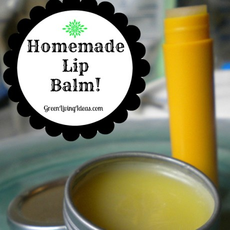 Homemade Lip Balm: Get ready for some Kisses!