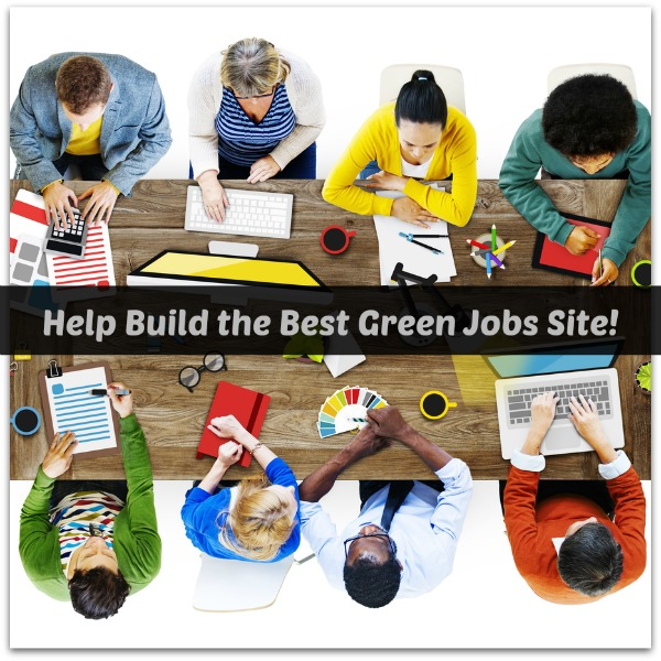 best green jobs site