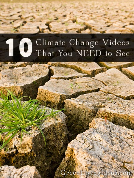 10 Climate Change Videos to Watch Now - Climate change is real, and it's pretty dang scary. And sometimes it can get overwhelming. But that doesn't mean we get to stop listening and learning about this topic.