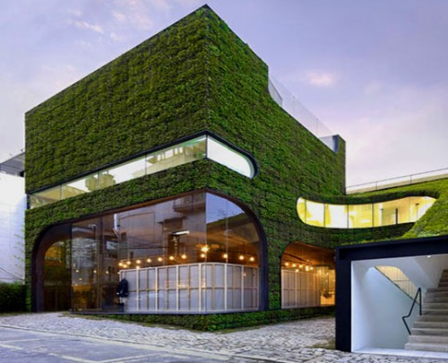 living building image