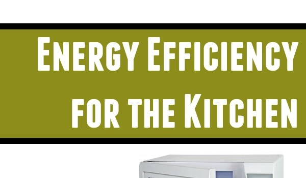 Energy Efficiency for the Kitchen