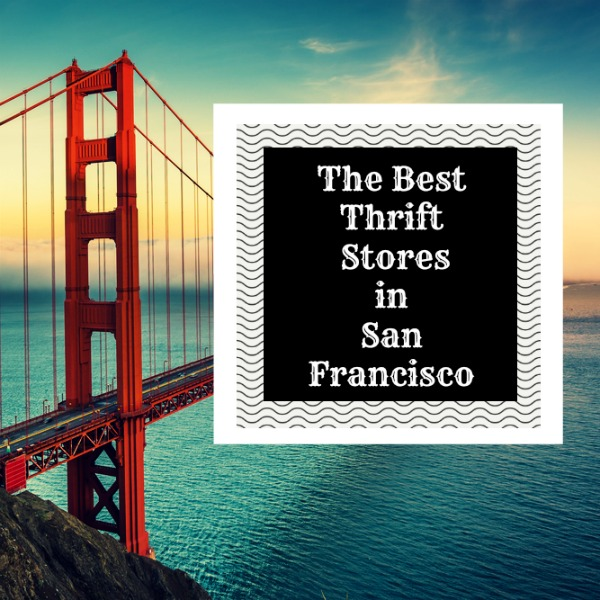 best thrift stores in San Francisco