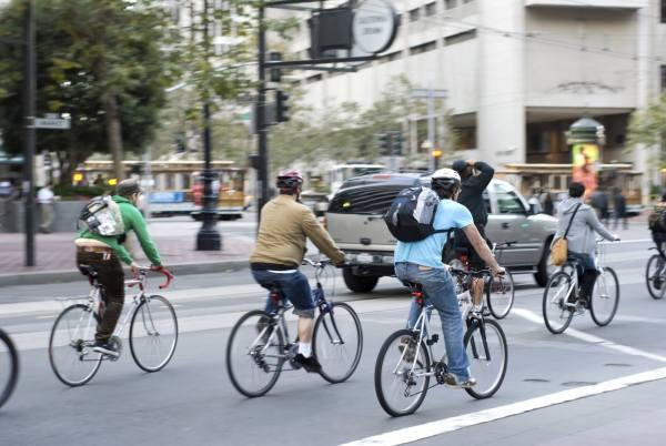 bike to the green festival