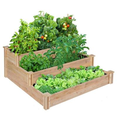 home depot raised garden beds